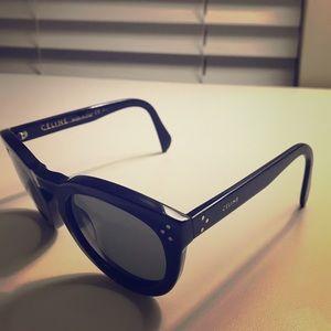 Celine sunglasses in black
